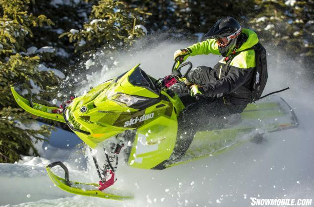 2015 Ski-Doo Summit Freeride