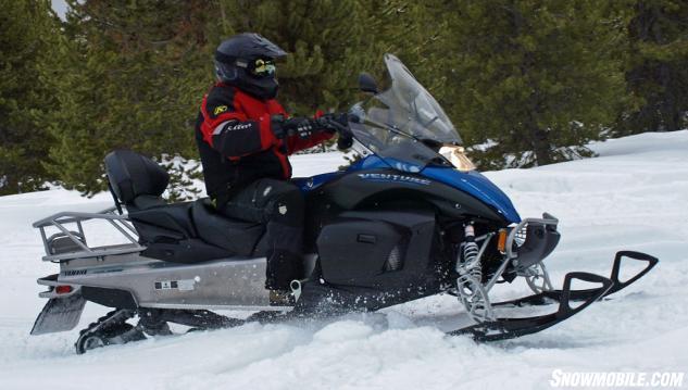 Yamaha Venture Horsepower