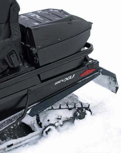 2015 Ski-Doo Expedition SE ACE 900 SE Rear