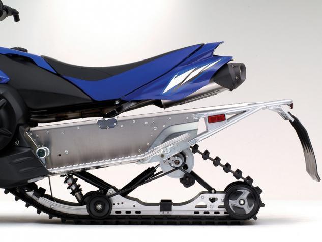 Yamaha Phazer Skis