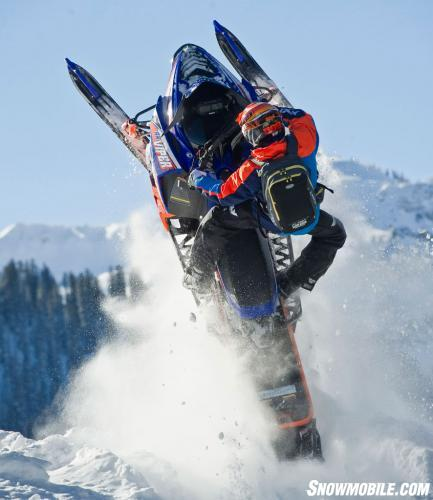 2015 snowmobiles of the year best of the west. Black Bedroom Furniture Sets. Home Design Ideas