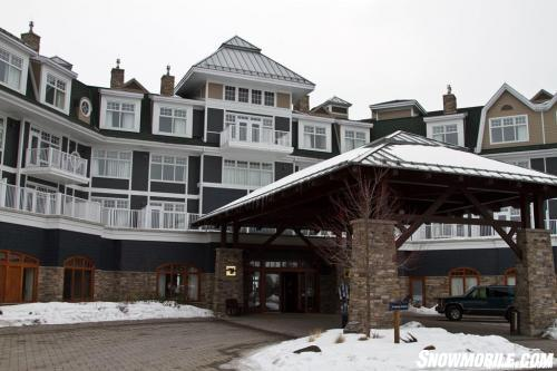 JW Marriott Rosseau Front