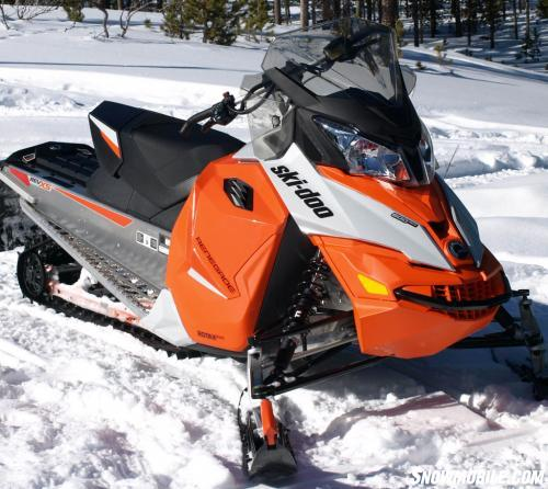 2015 Ski-Doo Renegade Sport 600 ACE Beauty