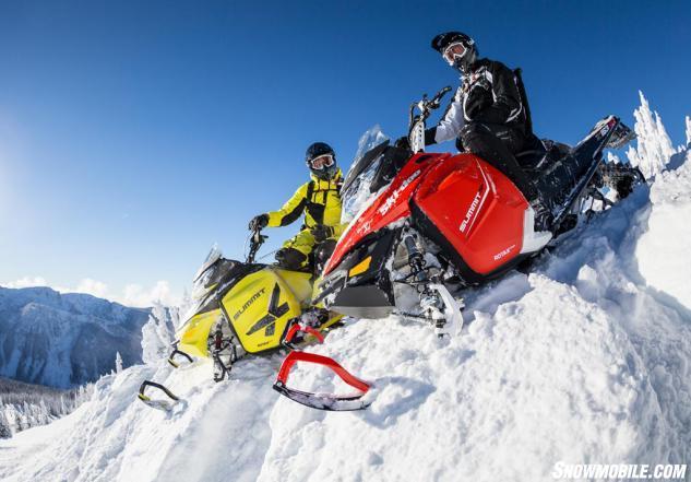 2016 Ski-Doo Summit SP 163