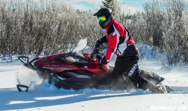 2016 Yamaha Vector XTX 1.75 LE