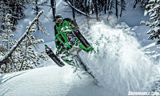 2016 Arctic Cat M Limited Early Buy