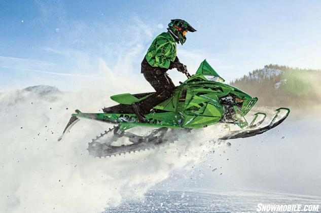 2016 Arctic Cat ZR Limited Early Buy