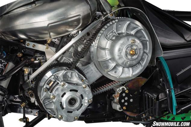 This year s cats feature new team rapid response drive clutches and