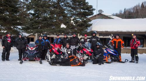 Algoma Snowmobile Trail Volunteers