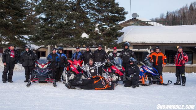 Algoma Snowmobile Trail Volunteers