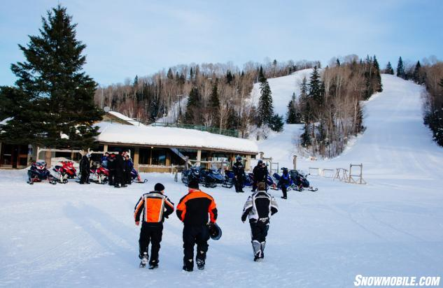 Searchmont Ski Resort