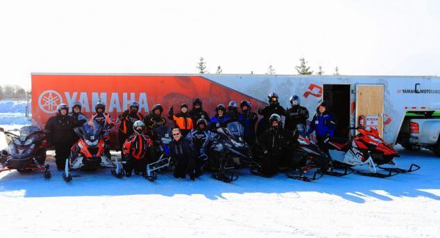 Yamaha Motor Canada Algoma