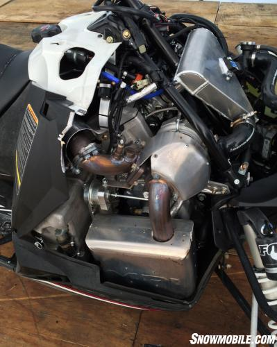 Yamaha Viper Turbo Kit Mpi