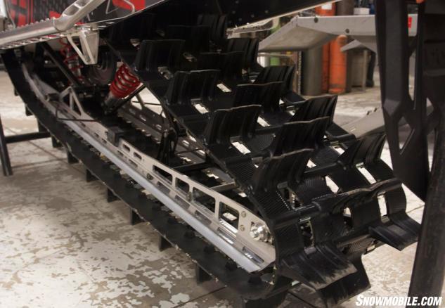 Challenger X3 Track