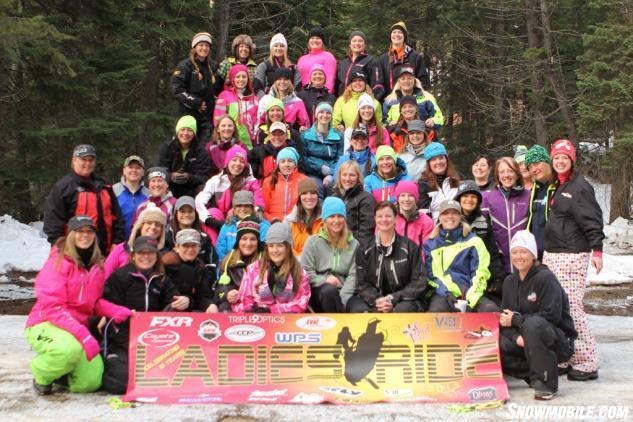 Oregon Ladies Ride 1