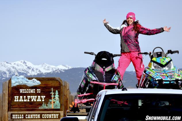 Oregon Ladies Ride 2