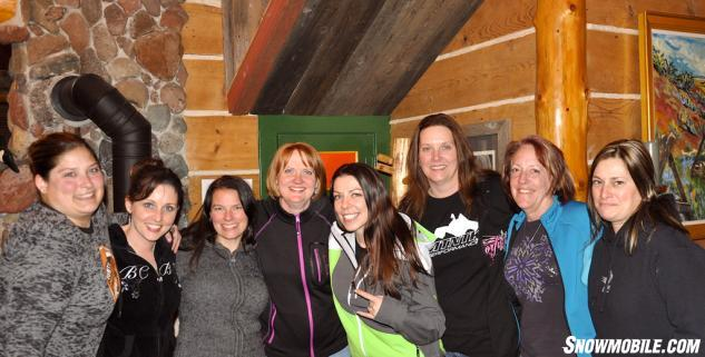 Oregon Ladies Ride Group 4