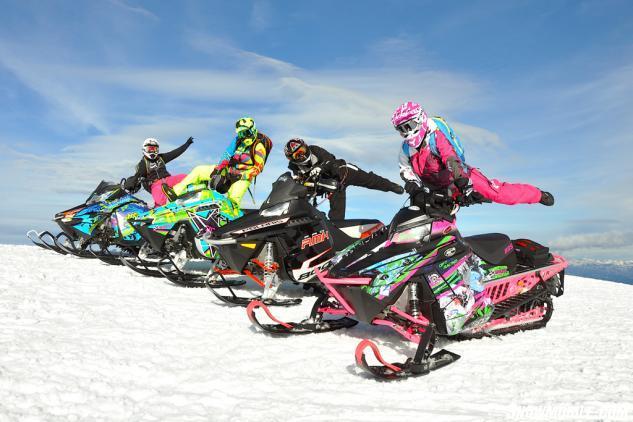 Oregon Ladies Ride Group 6