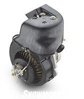 Rated at 27 horsepower the Rotax single is reliable and strong at low end.