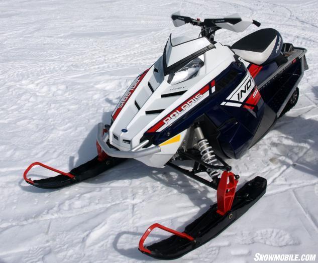 2016 Polaris 600 Indy Sp Review