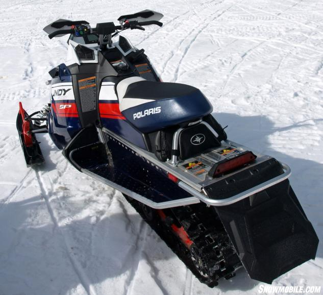 2016 Polaris 600 Indy Sp Review Snowmobile Com