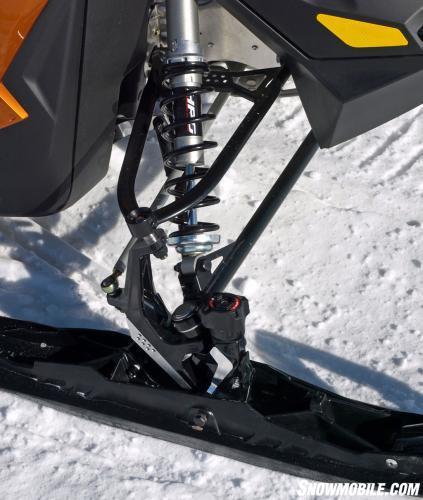 2016 Ski-Doo Grand Touring SE 1200 Front Suspension