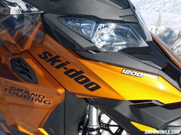 2016 Ski-Doo Grand Touring SE 1200 Headlight Cowl