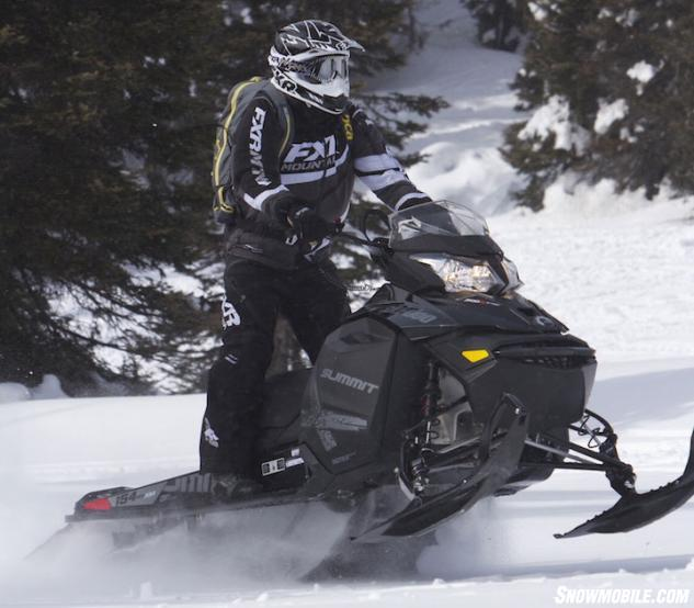 2014 ski doo summit
