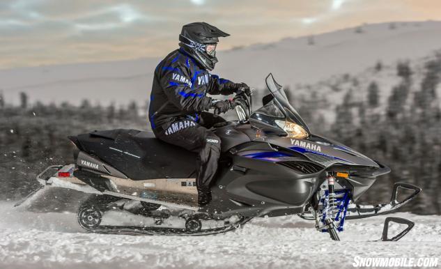 2016 yamaha rs vector review for New yamaha snowmobile