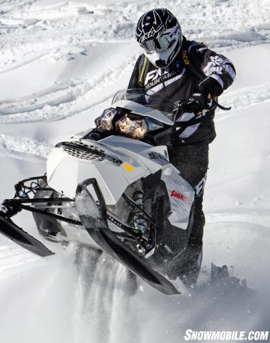 Snowmobile Pictures: Snowmobile 2016 Ski-Doo Summit Burton ...