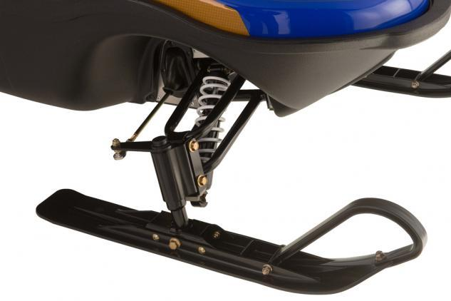 2016 Yamaha SRX 120 Front Suspension