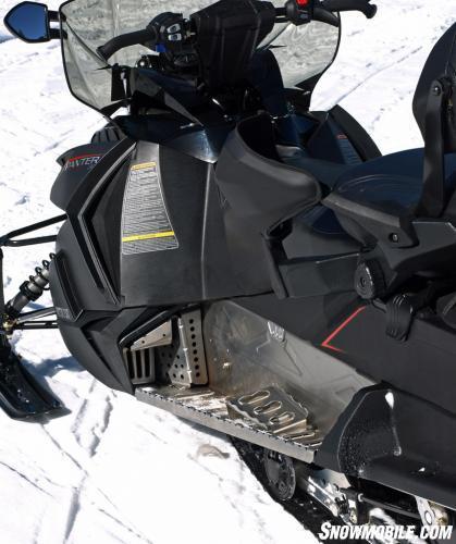 2016 Arctic Cat Pantera 3000 Runningboards
