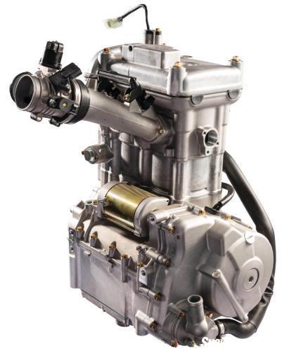 Kymco 3000 Engine