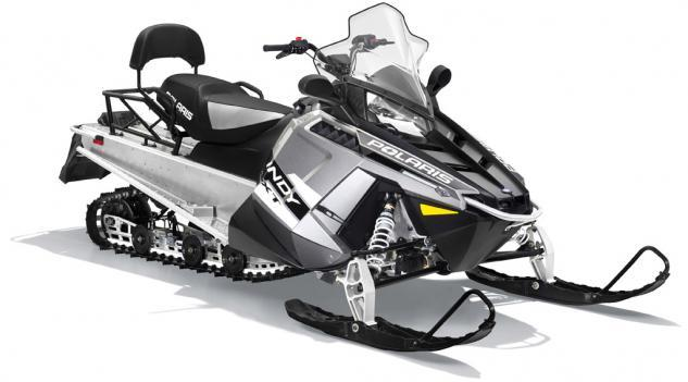 2016 Polaris 550 Indy LXT Turbo Silver