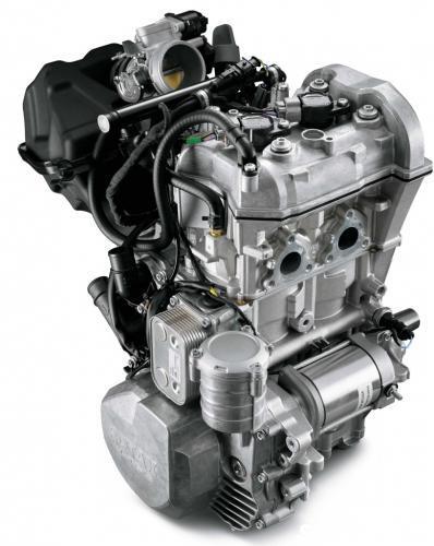Ski-Doo 600 ACE Engine