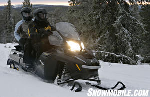 Built for reliability the Expedition TUV is designed to help Ski-Doo expand in international markets.