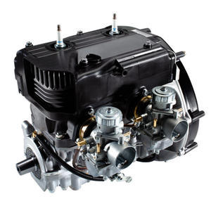 We rate the 2009 Polaris Shift's 550 fan-cooled engine best in class.