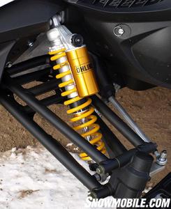 Yamaha Sx Viper  Rear Shock