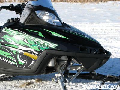 arctic cat 1000 snowmobile