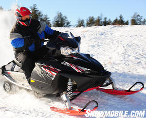 Editor Jerry Bassett views snowmobiles as freedom machines.