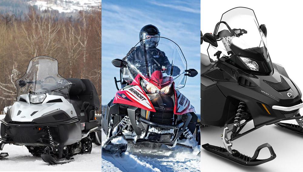 Yamaha Snowmobile Speed