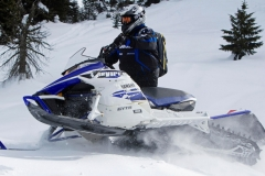 The Viper MTX has Yamaha specific clutches, with the most affordable belt of any mountain snowmobile.