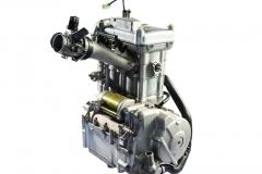 KYMCO-Twin-700cc-Engine