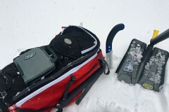 Backcountry enthusiasts that want to take Avalanche level 1 or 2 should consider expanding their avalanche gear to include a snow study kit, and a snow saw.  BCA's Snow Study kit has nearly everything ready to go, in one convenient small package.
