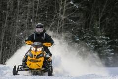 Cochrane-Ontario-Snowmobiling