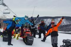 Ontario-Snowmobile-Ski-Slope