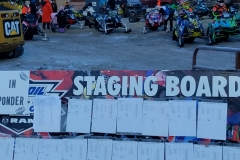 Staging-Board