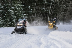 Snowmobile-Action-Cochrane