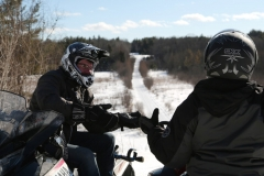 Gravenhurst-Snowmobile-Trails