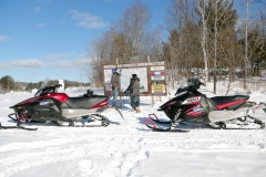 Ontario-Snowmobile-Trail-Map